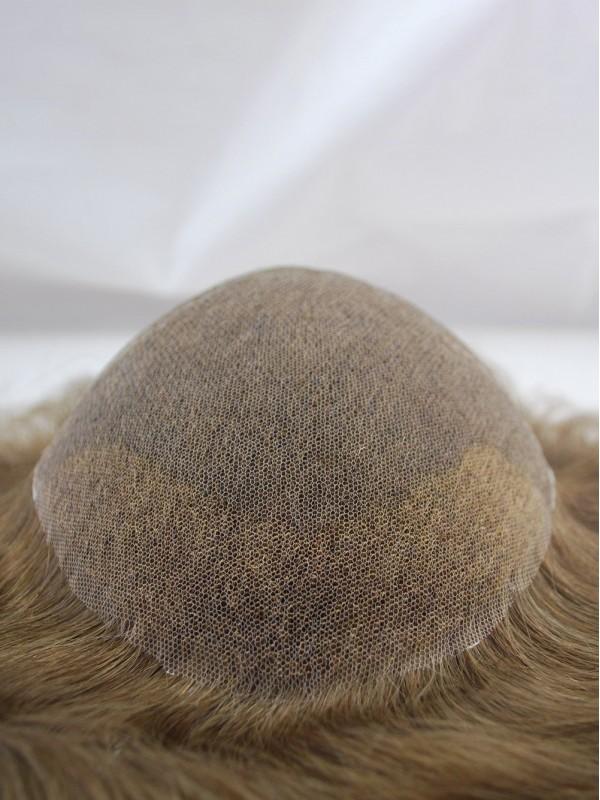 Light Braun Haare Piece Für Männer