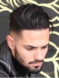 Männer Toupet Echthaar Haarteile Für Männer 10×8 Inch