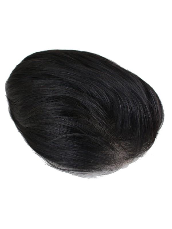 """8""""X10"""" Gerade Haarteile Für Männer"""