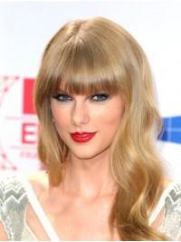 Taylor Swift Lang Wellig Perücken