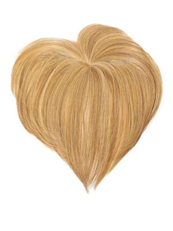 Echthaar Mono Mittel Haarteile Mit Dem Pony
