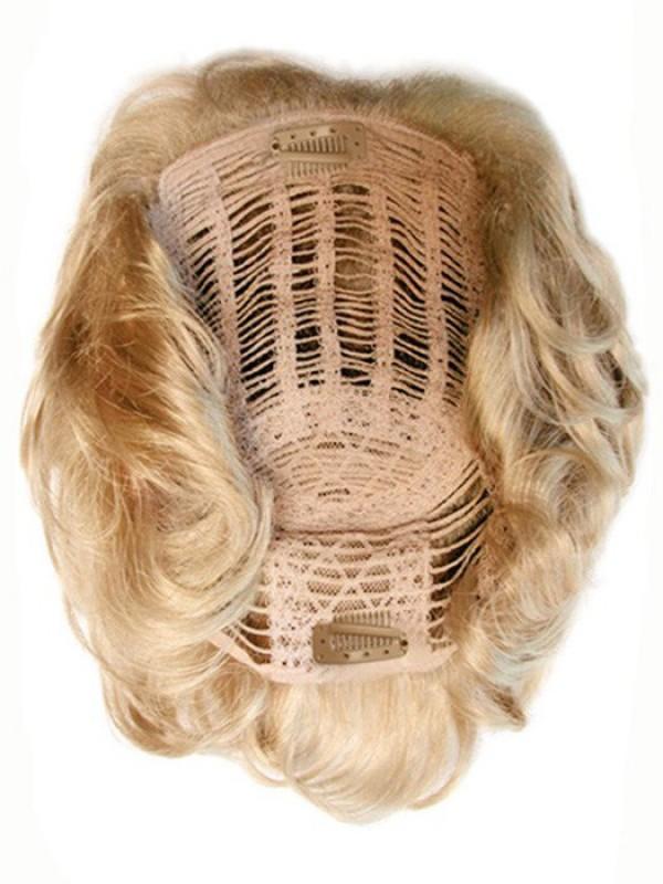 Echthaar Lockig Hair Hinzufügung Haarteile