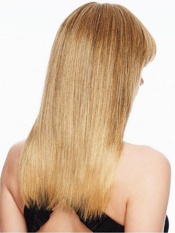 Clip In Fringe Top Of Head Haarteile