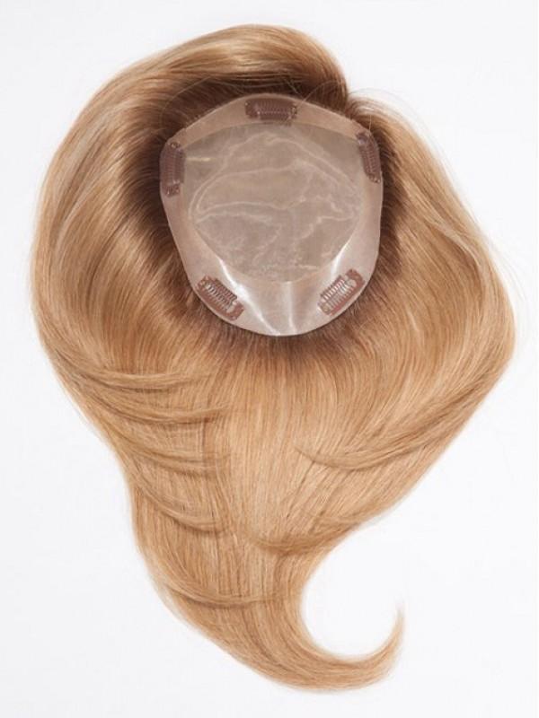 12 Inch Echthaar Hair Topper