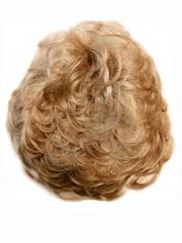 Lockig Echthaar Hinzufügung Haarteile